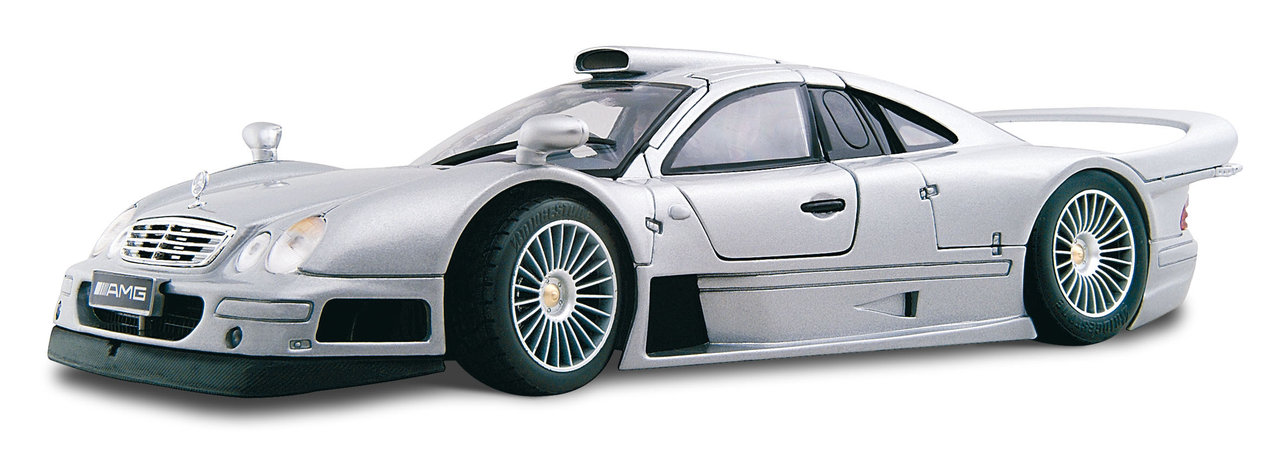 1:18 Mercedes-Benz CLK-GTR Street Version von Maisto