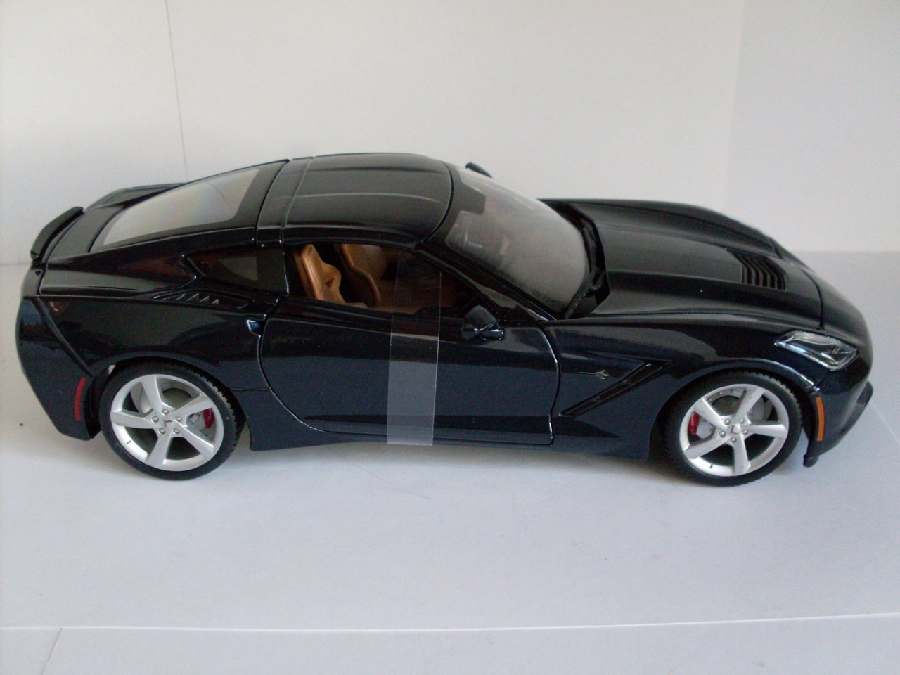 1:18 Chevrolet Corvette Stingray 2014 blau