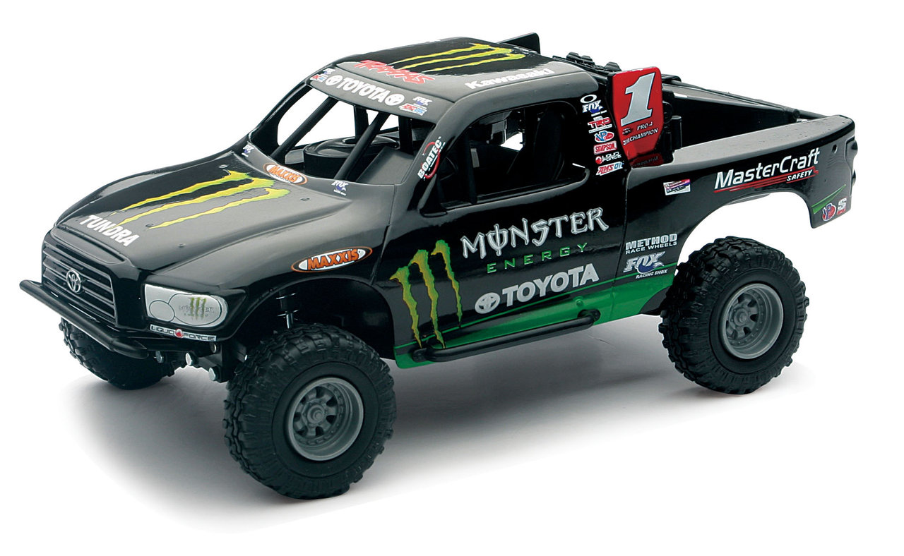 1:24 Toyota Tundra Allrad ATV Johnny Greaves #1