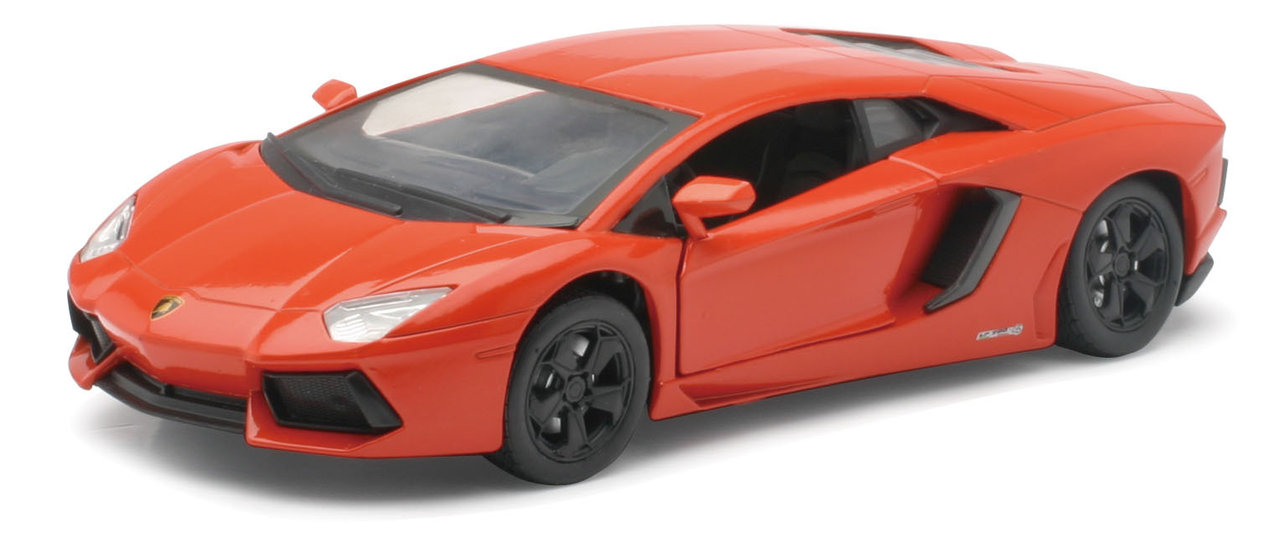 1:24 Lambirghini Aventador LP 700-4 orange