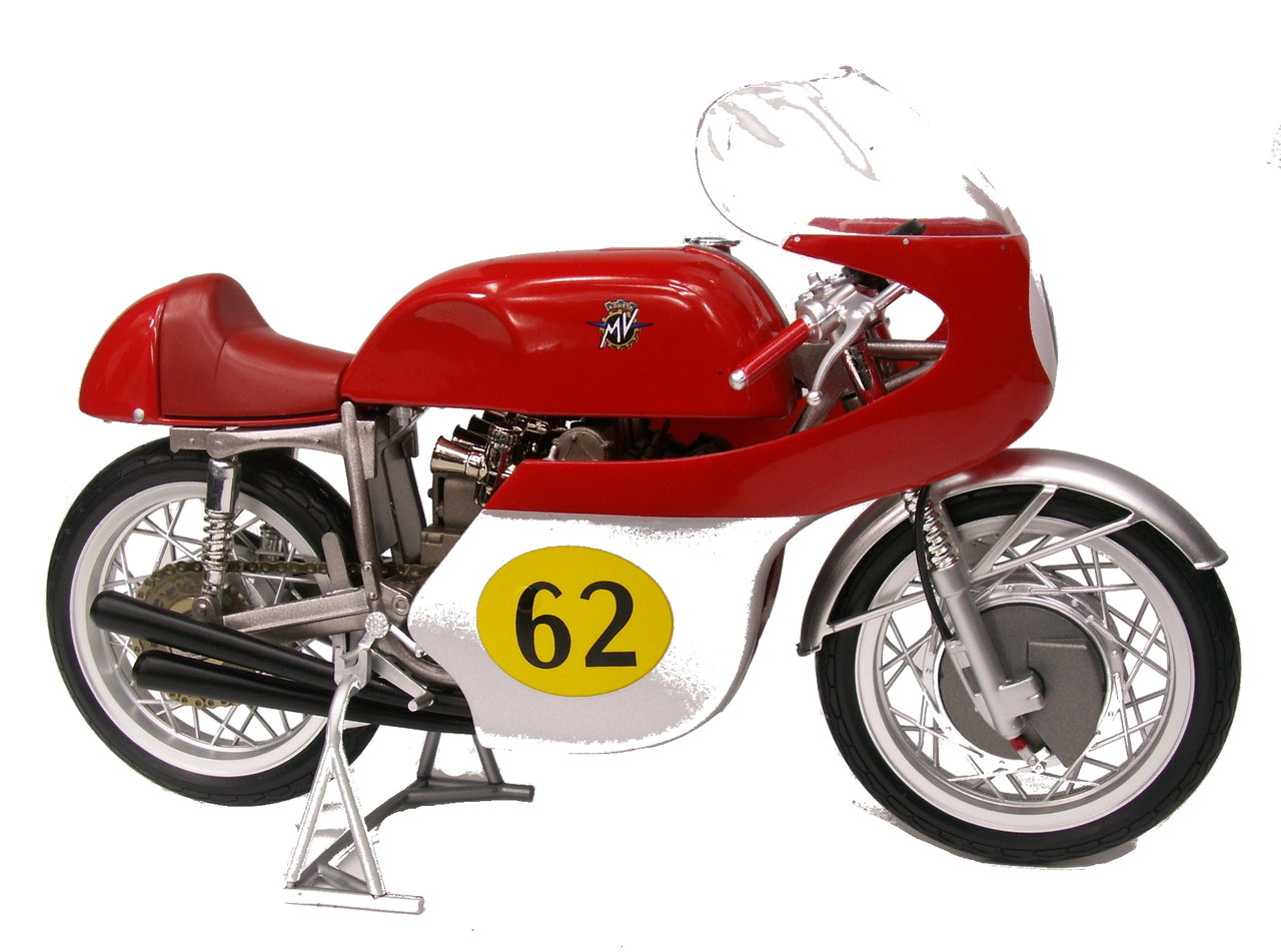 1:12 MV Agusta 500 Four John Surtees 1956