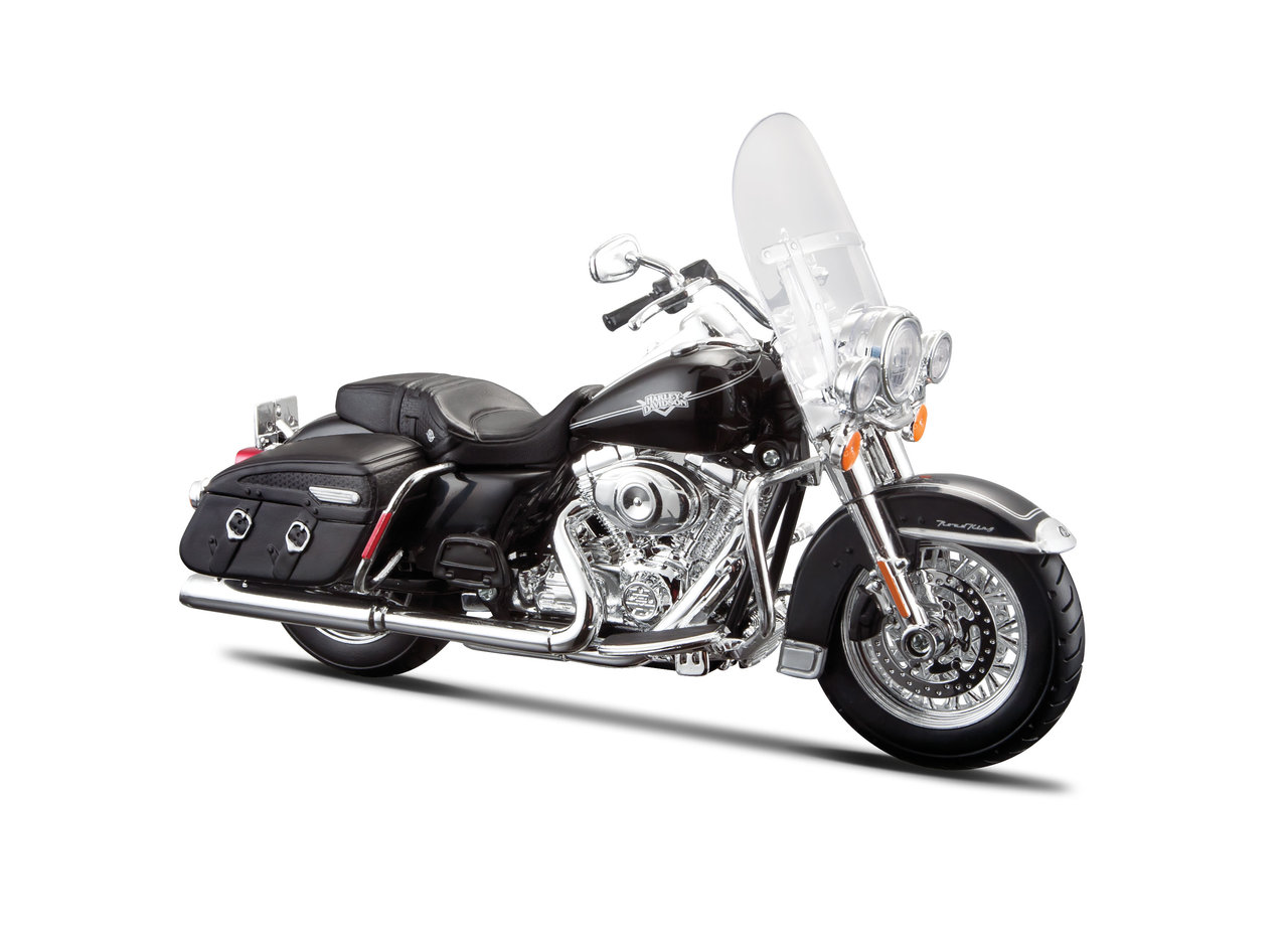 1:12 Harley-Davidson 2013 FLHRC Road King Classic