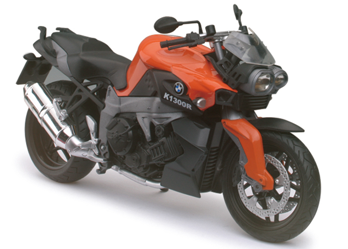 1:12 BMW K 1300 R orange von Automaxx