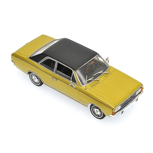 1:43 Opel Commodore in goldmetallic von Minichamps